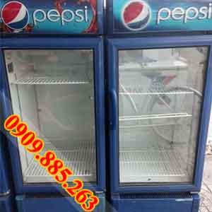 TỦ MÁT CŨ PEPSI 250 lít