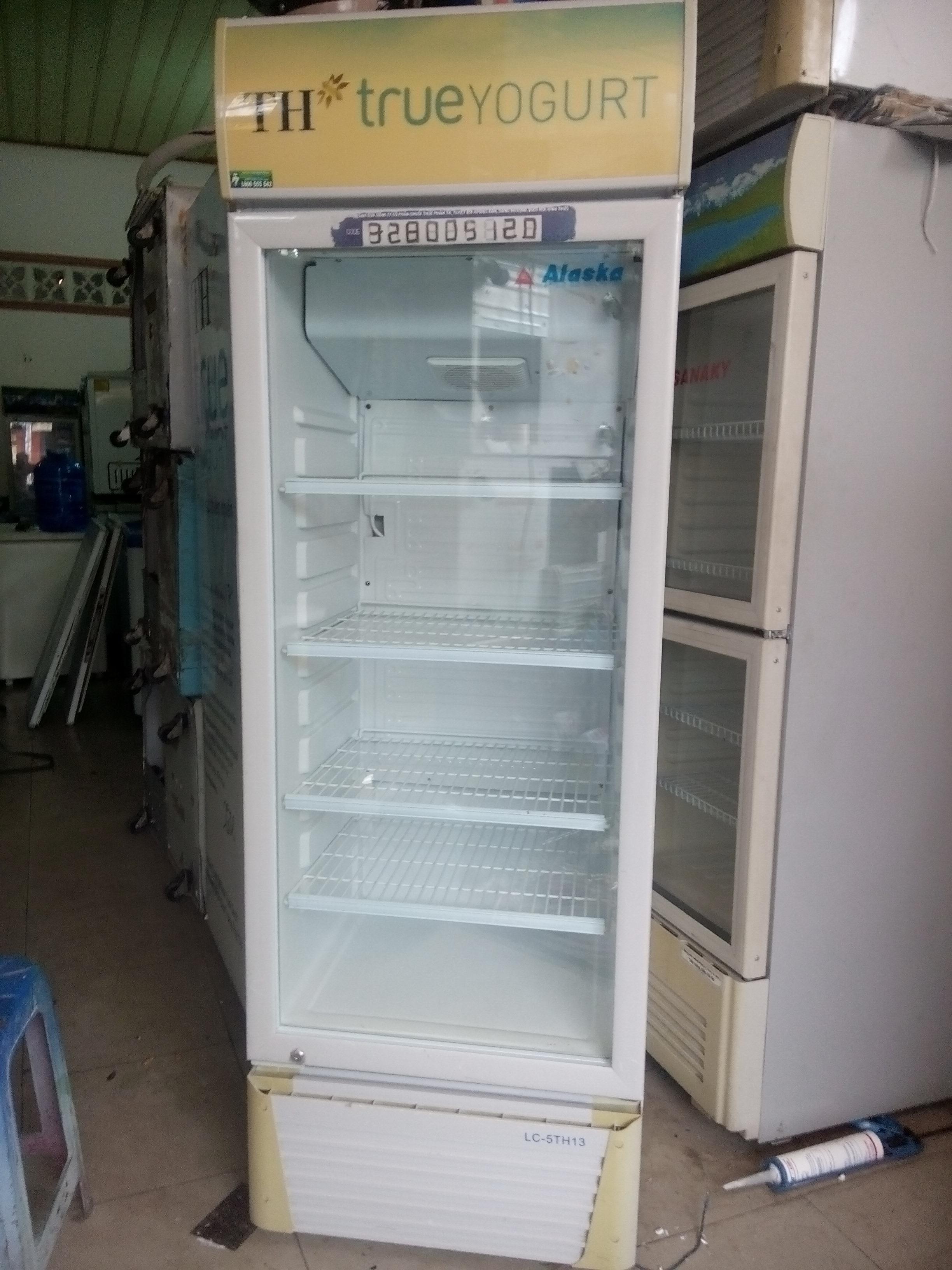 Tủ mát cũ Alaska LC -533H - Tủ mát cũ, tủ đông cũ qua sử dụng mới 85%