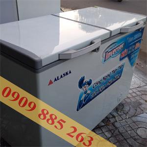 Tủ đông cũ Alaska 280 lít