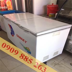 tủ đông sanaky 550l