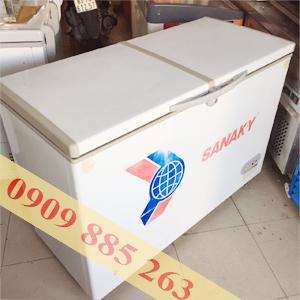 tủ đông sanaky 350l