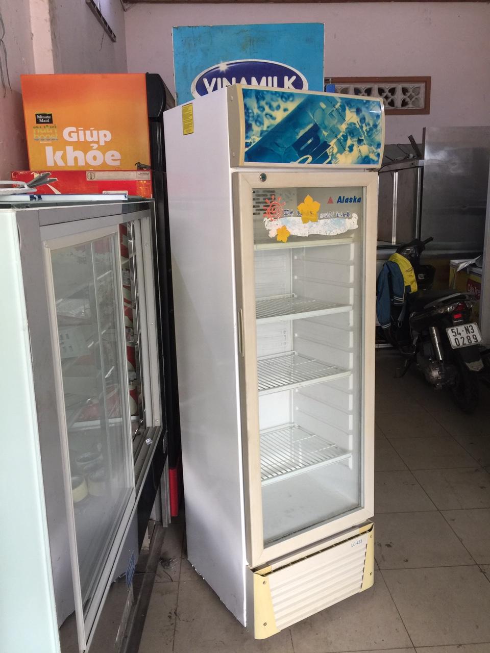 tủ mát cũ alaska - Tủ mát cũ, tủ đông cũ qua sử dụng mới 98%