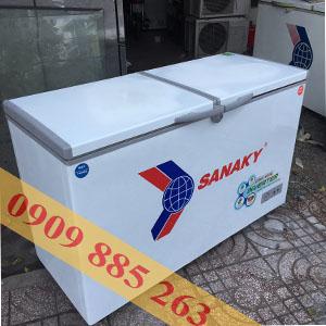 bán tủ đông sanaky cũ