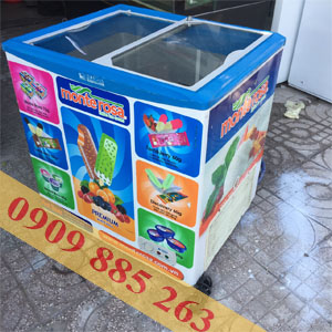 tủ đông kem 210L