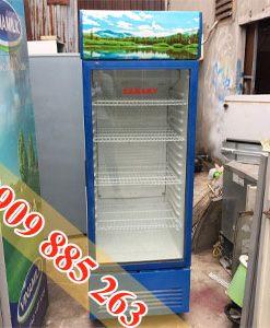 tủ mát sanaky 250 lít