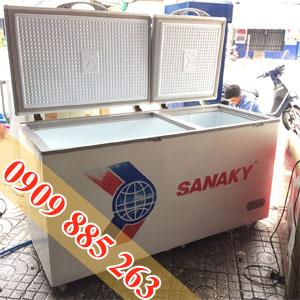 tủ đông sanaky 650L