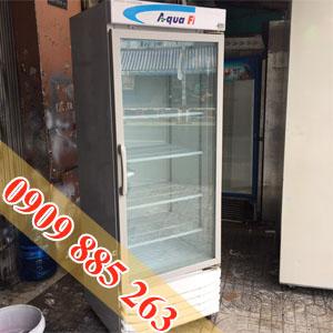 tủ mát cũ AQua
