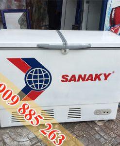 tủ đông cũ sanaky