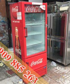 bán tủ mát coca