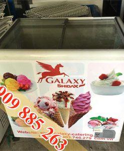 tủ đông kem