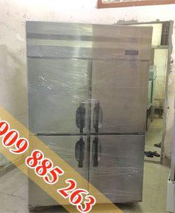 bán tủ đông cũ INOX