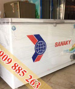 Tủ Đông Cũ Sanaky 400L