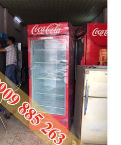 Tủ Mát Coca Cola Cũ Giá Rẻ Tphcm bảo hành 12 tháng