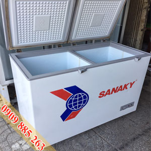 Tủ Đông Mát Sanaky cũ
