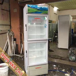 Tủ Mát Cũ Sanaky 480 Lít