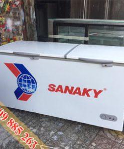 Tủ Đông Mát Sanaky 600 Lít