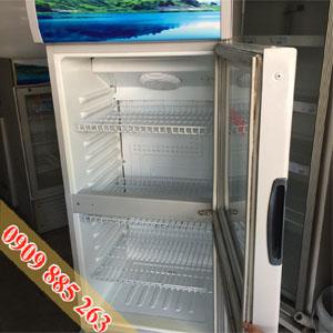 Tủ Mát Cũ Sanaky 210 Lít