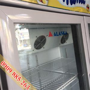 Tủ Mát Cũ Alaska 800 Lít