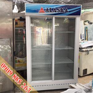Tủ Mát Alaska Cửa Lùa