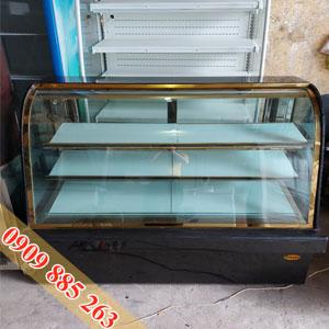 Tủ Bánh Kem Thanh Lý 1M5