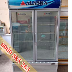 Tủ Mát Cũ 1200 Lít Alaska